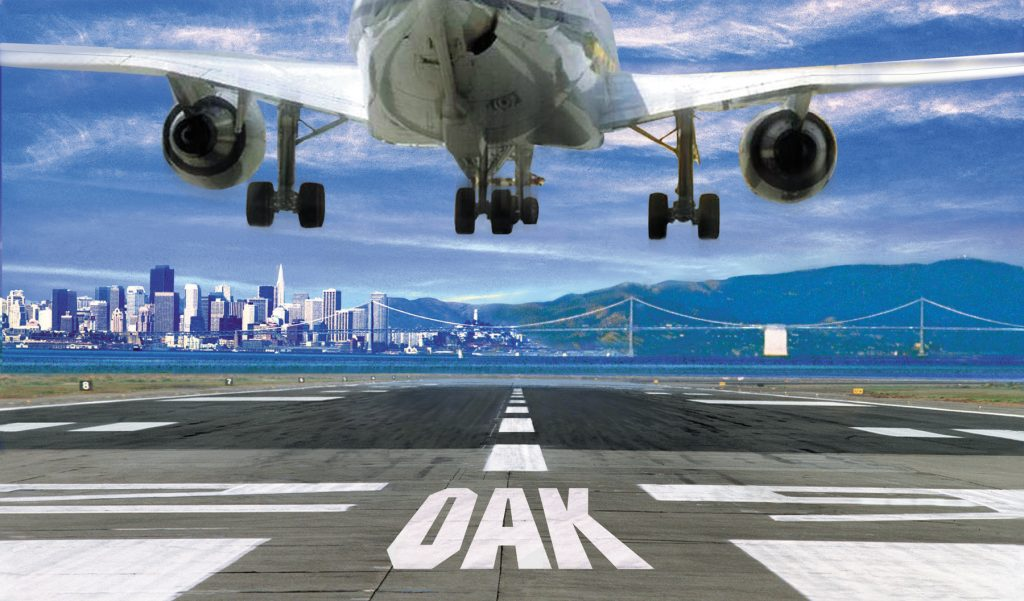 Airports for Private Flights to the SF Bay Area