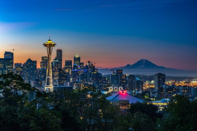 Seattle Jet Charter services