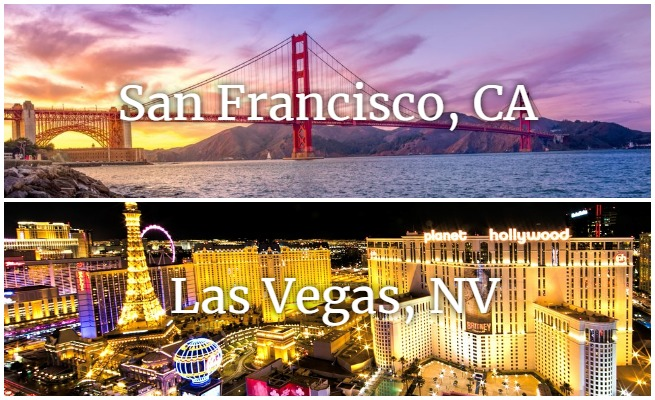 Private Jet San Francisco to Las Vegas